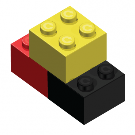3D Brick Models