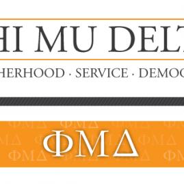 Phi Mu Delta